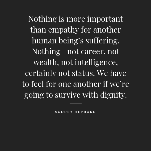 12 Quotes For People Who Feel Extreme Empathy H2h
